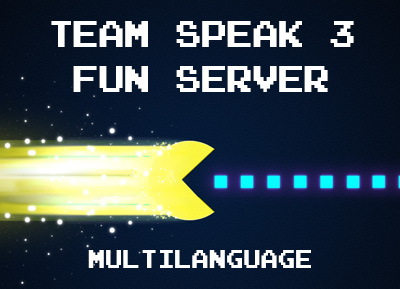 TeamSpeak 3 Fun Server Preview Banner